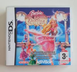 DS Barbie The 12 Dancing Princesses (CIB) HOL