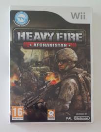 Wii Heavy Fire Afghanistan (CIB) EUR