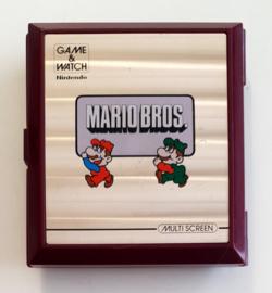 Game & Watch Mario Bros (multi screen)