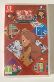 Switch Layton's Mystery Journey - Katrielle en het Milionairscomplot Deluxe Editie (factory sealed) HOL
