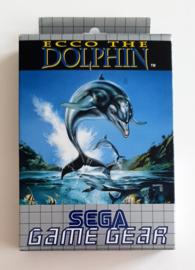 Game Gear Ecco the Dolphin (CIB)