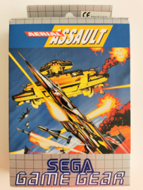 Game Gear Aerial Assault (CIB)