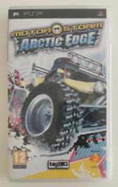 PSP Motor Storm Arctic Edge (CIB)