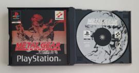 PS1 Metal Gear Solid (CIB)