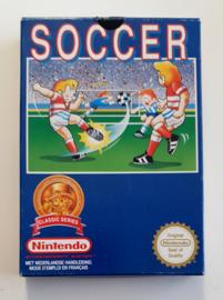 NES Soccer - Classic Series (CIB) FAH