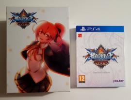 PS4 Blazblue Chronophantasma Extend - Chibi Heroes Edition (CIB)