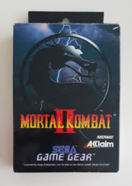 Game Gear Mortal Kombat II (CIB)