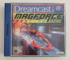 Dreamcast Magforce Racing (CIB)