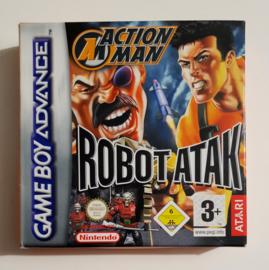 GBA Action Man Robot Atak (CIB) EUR