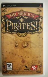 PSP Sid Meier's Pirates (CIB)