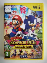 Wii Mario & Sonic op de Olympische Spelen - Londen 2012 (CIB) HOL