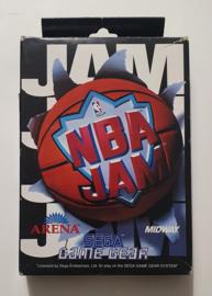 Game Gear NBA JAM (CIB)