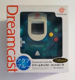 Sega Dreamcast Milennium Controller Clear Blue (HKT-7700-01) boxed