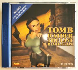 Dreamcast Tomb Raider - The Last Revelation (CIB)
