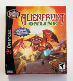 Dreamcast Alienfront Online (CIB) US Version