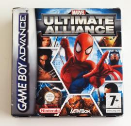 GBA Marvel Ultimate Alliance (CIB) UKV