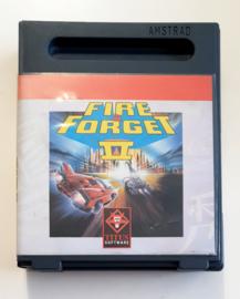 Amstrad GX4000 Fire & Forget (CIB)