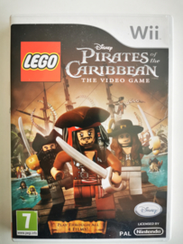 Wii LEGO Pirates of the Carribean - The Video Game (CIB) FAH