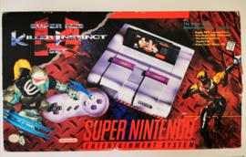 Killer Instinct SNES Console Set - NTSC/US