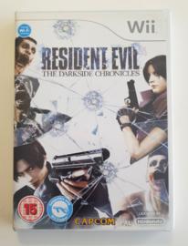 Wii Resident Evil - The Darkside Chronicles (CIB) UKV