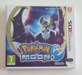 3DS Pokémon Moon (CIB) HOL