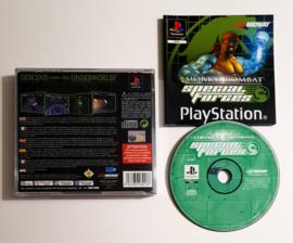PS1 Mortal Kombat Special Forces (CIB)