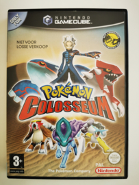 Gamecube Pokémon Colosseum + Pokémon Box (CIB) HOL
