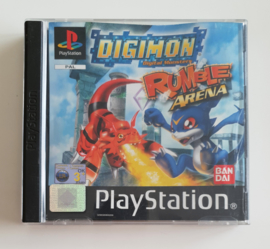 PS1 Digimon Rumble Arena (CIB)
