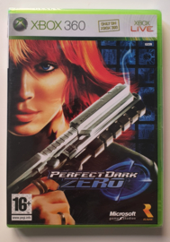 X360 Perfect Dark Zero (factory sealed)