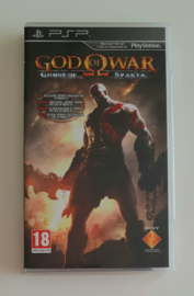 PSP God of War - Ghost of Sparta (CIB)