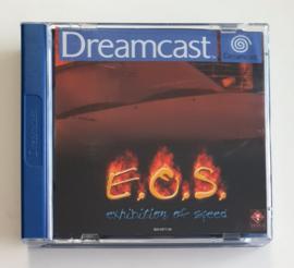 Dreamcast Exhibition of Speed (CIB)