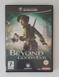 Gamecube Beyond Good & Evil (CIB) FAH