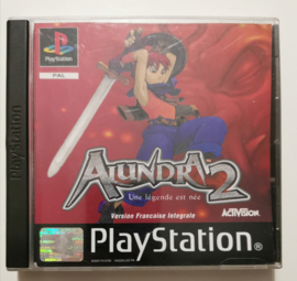 PS1 Alundra 2 Une Legende Est Née (CIB) French Version
