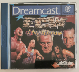 Dreamcast ECW Anarchy Rulz (CIB)