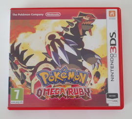 3DS Pokémon Omega Ruby (CIB) HOL