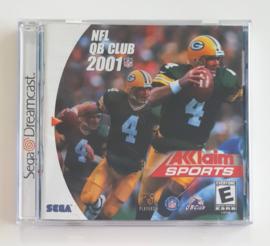 Dreamcast NFL QB Club 2001 (CIB) US Version