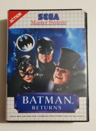Master System Batman Returns (CIB)