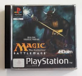 PS1 Magic The Gathering Battlemage (CIB)