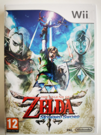 Wii The Legend of Zelda - Skyward Sword (CIB) HOL