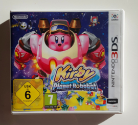 3DS Kirby: Planet Robobot (CIB) EUR