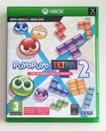 Xbox One Puyo Puyo Tetris 2 (CIB)
