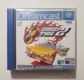 Dreamcast Crazy Taxi 2 (CIB)