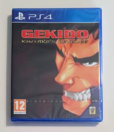 PS4 Gekido Kintaro's Revenge (factory sealed)