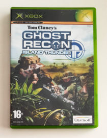 Xbox Ghost Recon Island Thunder (CIB)