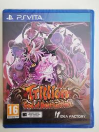 PS Vita Trillion God of Destruction (factory sealed)