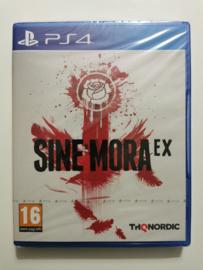 PS4 Sine Mora EX (factory sealed)