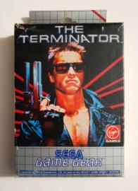 Game Gear The Terminator (CIB)