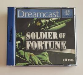 Dreamcast Soldier of Fortune (CIB)