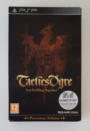 PSP Tactics Ogre Let us Cling Together - Premium Edition (CIB)