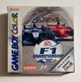 GBC F1 Championship Season 2000 (CIB) EUR
